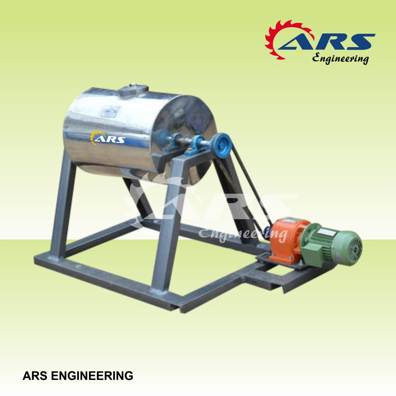 ARS Engineering Chemical Mixing Machine
