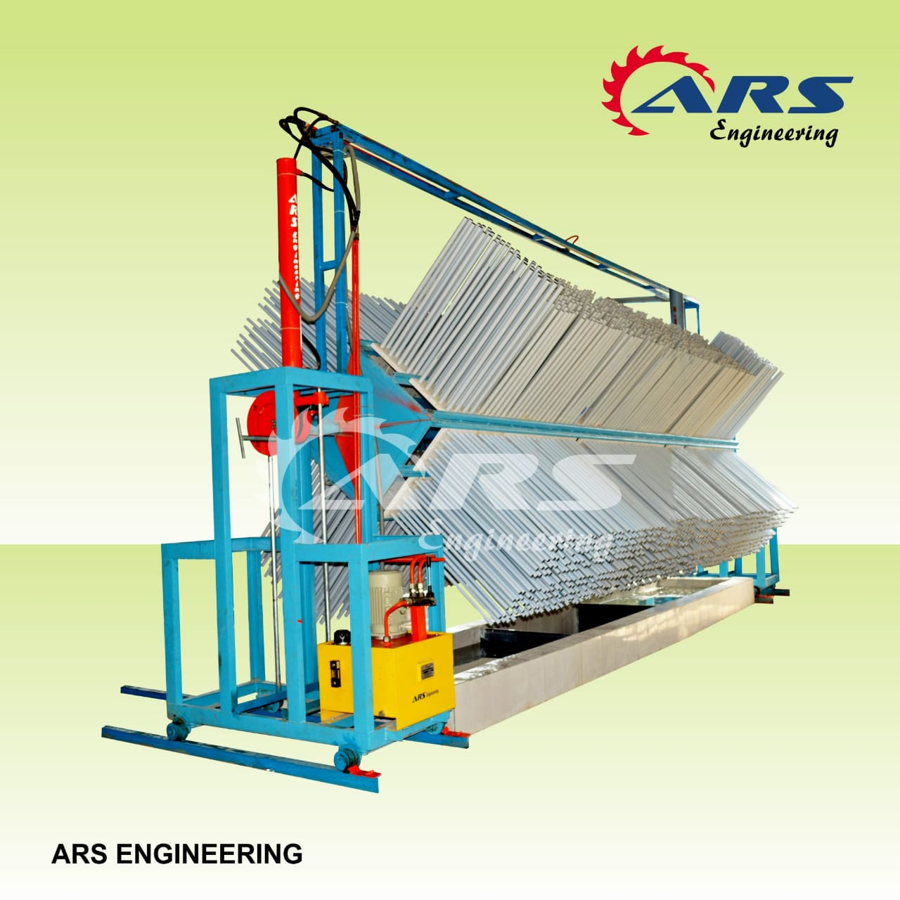 ARS Engineering Dipping Machine