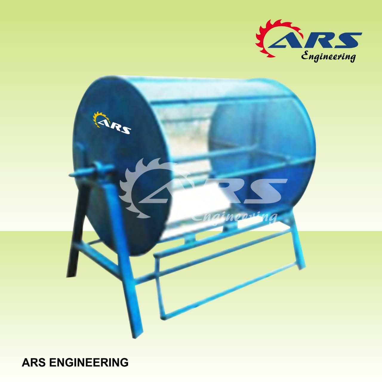 ARS Engineering Rubber Bands Cleaning Machine