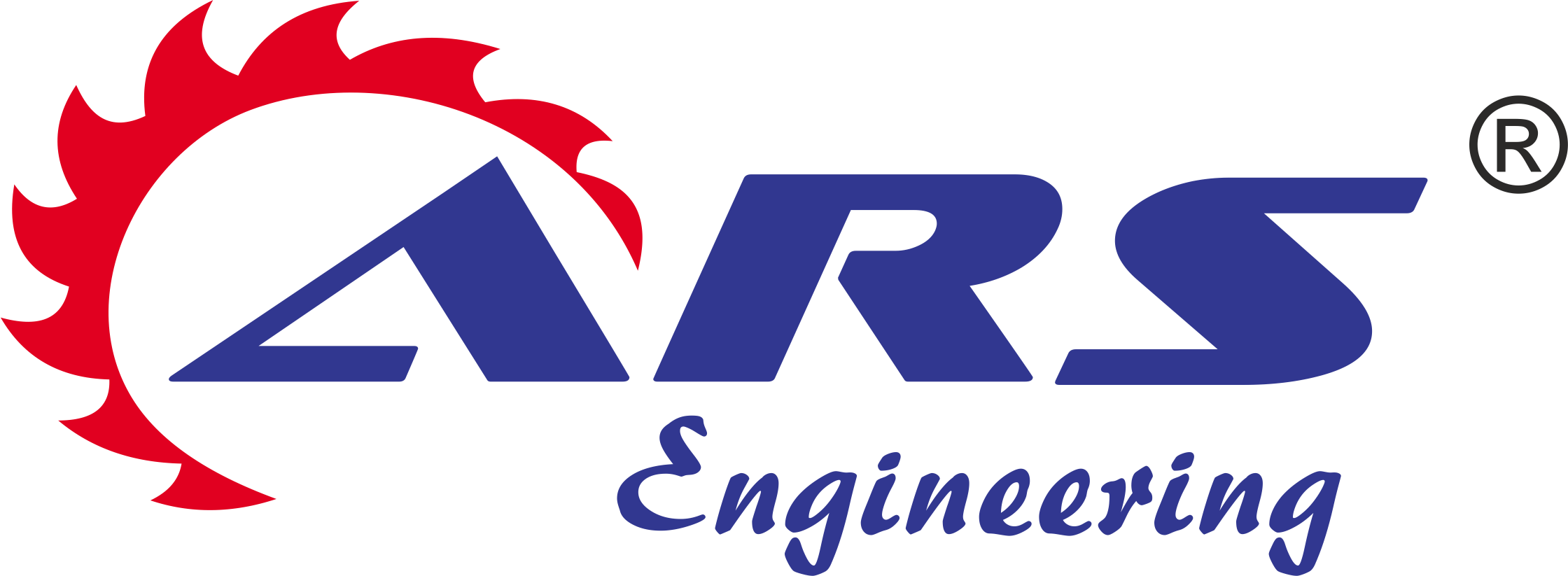 ARS Engineering logo